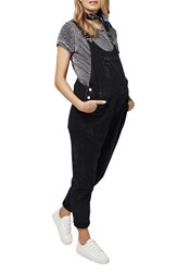 Topshop Women's Moto Washed Maternity Overalls