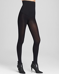 Yummie Tummie Yummie By Heather Thomson Tights Margeaux High Waisted Yt8 005 Black