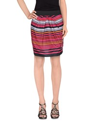 Desigual Skirts Mini Skirts Women Fuchsia