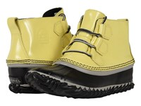 Sorel Out 'N About Rain Zest Dove Women's Rain Boots Yellow