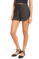 Wildfox Couture Women's Jupiter High Waist Shorts