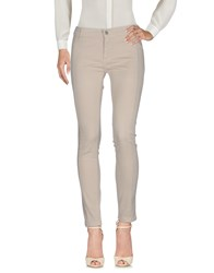 Compagnia Italiana Casual Pants Light Grey