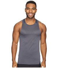Onzie Muscle Tank Top Heather Gray Men's Sleeveless