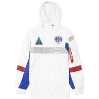 Alpha Industries Space Camp Anorak White