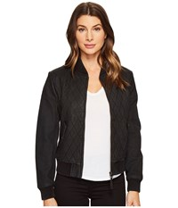 Joe's Jeans Isabel Leather Jacket Black Women's Coat