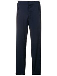 Barena Pleated Trousers Blue