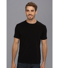 Agave Denim 100 Supima Cotton Agave Tee Caviar Men's T Shirt Black