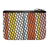 Pierre Hardy Multicolor Large Cube Pouch