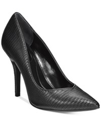 Styleandco. Style And Co. Pyxie Pumps Only At Macy's Women's Shoes Black
