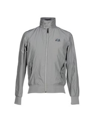 Fred Mello Jackets Light Grey