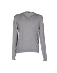 Rossopuro Sweaters Grey