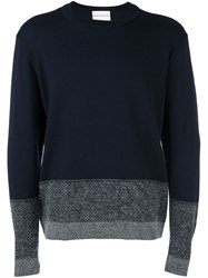 Stephan Schneider Crew Neck Jumper Blue