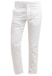 Uniforms For The Dedicated Illusions Chinos Cream Cotton Off White