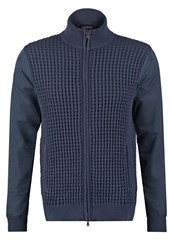 Dkny Cardigan Navy Dark Blue