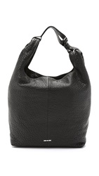 Mcq By Alexander Mcqueen Run On Tote Black