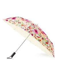 Kate Spade New York Off We Go Dahlia Travel Umbrella Multi