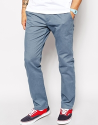 Vans Excerpt Chino Trousers Blue
