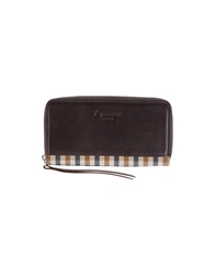 Aquascutum London Aquascutum Wallets Dark Brown