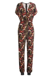 Just Cavalli Printed Jumpsuit Gr. It 40