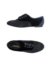 Alberto Moretti Arfango Arfango Alberto Moretti Lace Up Shoes Black