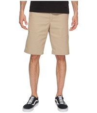 Dickies 11 Relaxed Fit Work Shorts Desert Sand Beige