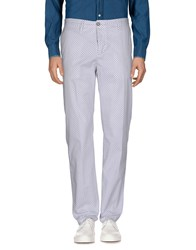 Shaft Casual Pants White