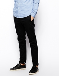 Dickies Wp803 Slim Skinny Chinos Black