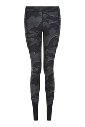Ivy Park Camo Mid Rise Ankle Legging By Black