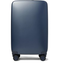 Raden The A22 Carry On Smart Suitcase Navy
