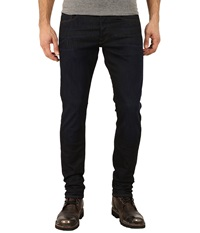 G Star 3301 Tapered Fit Jeans In Visor Stretch Denim Dark Aged Visor Stretch Denim Dark Aged Men's Jeans Blue
