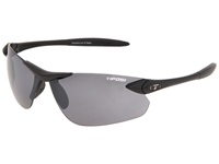 Tifosi Optics Seek Fc Matte Black Athletic Performance Sport Sunglasses