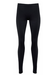 Hotsquash Leggings With Unique Thinheat Tech Black