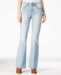 American Rag Light Wash Flared Jeans Only At Macy's Denim