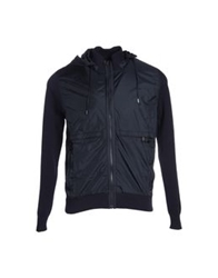 Zegna Sport Jackets Dark Blue