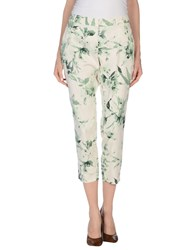 Mason's Trousers Casual Trousers Women Green