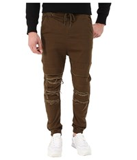 Publish Shooter Jogger Olive Men's Casual Pants