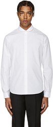 Carven White Logo Shirt