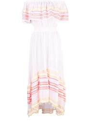 Lemlem Eskedar Beach Dress Pink