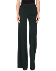 M Missoni Trousers Casual Trousers Women Dark Green