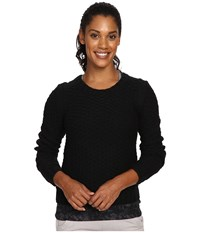Lole January Sweater Black Women's Sweater