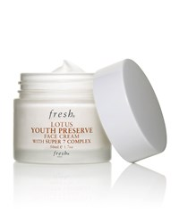 Fresh Lotus Youth Preserve Face Cream 1.7 Oz.