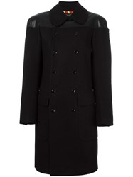 Jean Paul Gaultier Vintage Double Breasted Coat Black