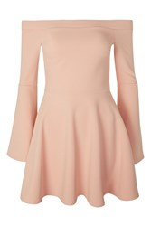 Oh My Love Skater Dress By Nude