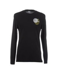 Gianfranco Ferre Gf Ferre' Long Sleeve T Shirts Blue
