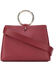 Salar Polly Tote Red