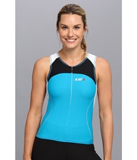 Louis Garneau Women Comp Sleeveless Atomic Blue Women's Sleeveless