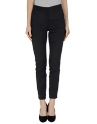 Alex Vidal Casual Pants Black