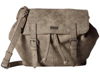Roxy Latest Hits Heritage Heather Cross Body Handbags Gray