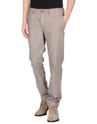 Red Soul Casual Pants Khaki