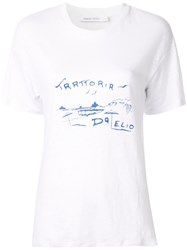 Nobody Denim Trattoria Printed T Shirt 60